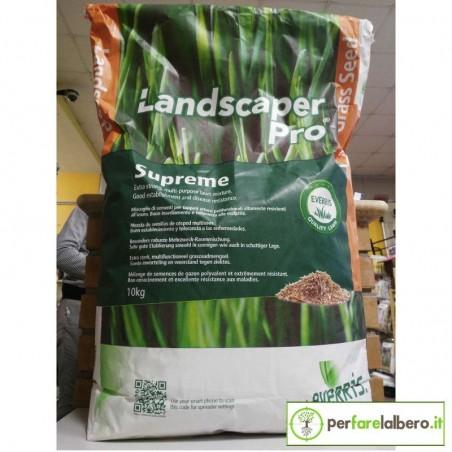 Landscaper Pro Supreme sementi per tappeti erbosi - 10 kg