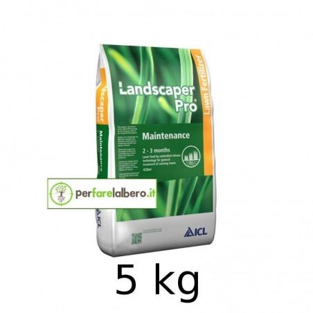 LandscaperPro Maintenance concime per tappeto erboso 20 5 8 + Mg0