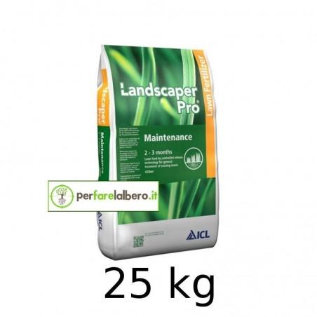 LandscaperPro Maintenance concime per tappeto erboso 20 5 8 + Mg0 - 25 kg