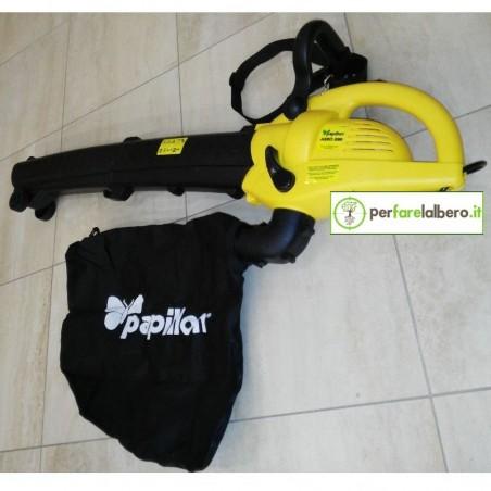 Aspiratore Soffiatore elettrico ASSO PAPILLON 250