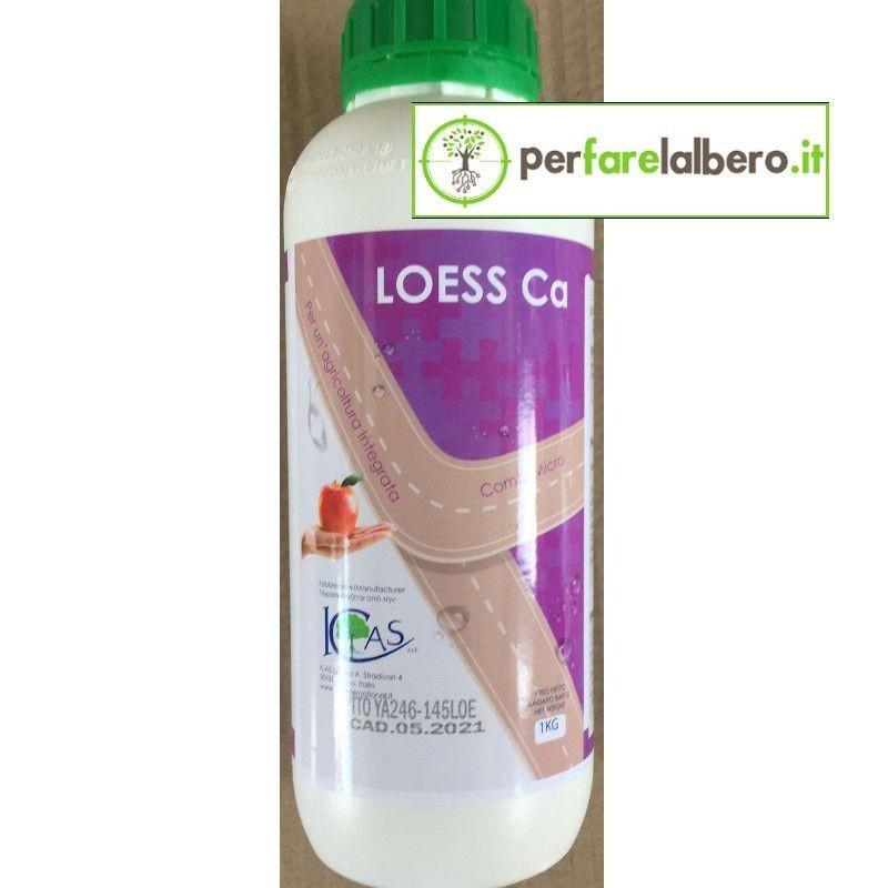 LOESS Ca ICAS concime liquido nitrato di calcio