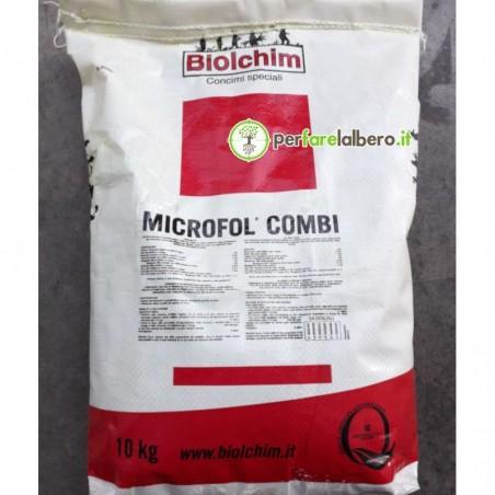 MICROFOL COMBI microelementi chelati EDTA e magnesio
