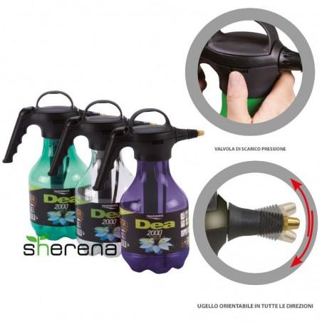 Pompa a pressione DEA 2000 2 litri