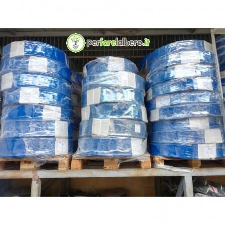NDJ LayFlat Tubo in PVC flessibile con maglia di rinforzo in poliestere