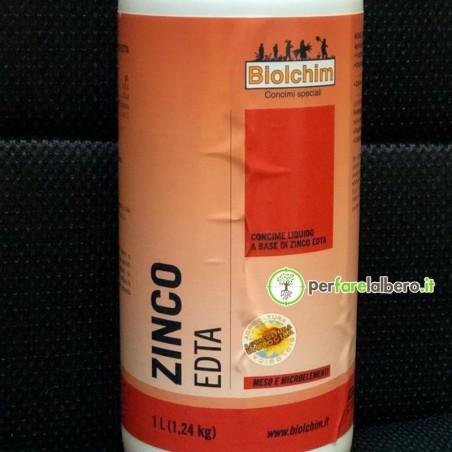 ZINCO EDTA Biolchim Concime liquido BIO a base di zinco
