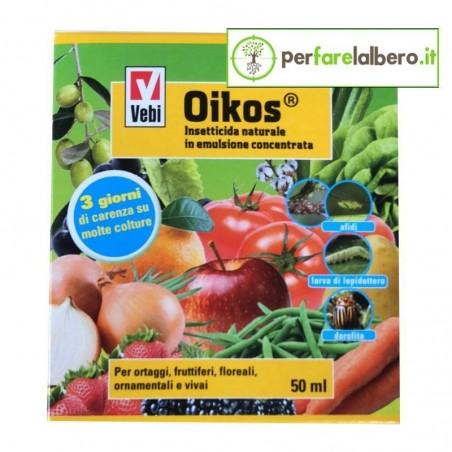 Oikos Vebi Insetticida naturale Bio - 50 ml