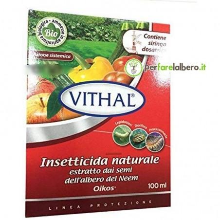 Oikos Vebi Insetticida naturale Bio - 100 ml