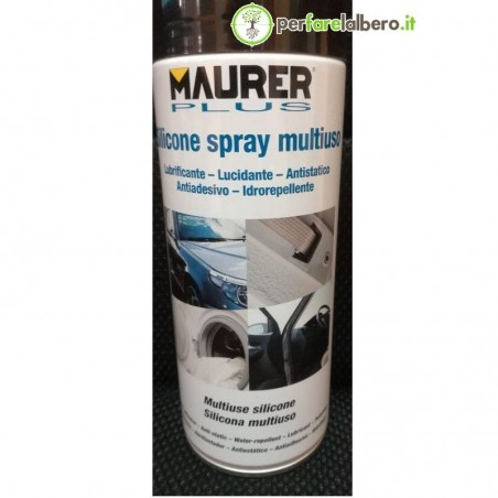Silicone spray multiuso MAURER 400 ml 87717
