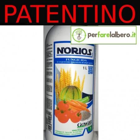 NORIOS Gowan Fungicida colture orticole riso Azossistrobina 1 L