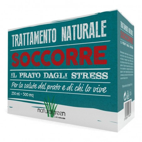 Bottos Natural Green SOCCORRE il prato dagli stress 250 g