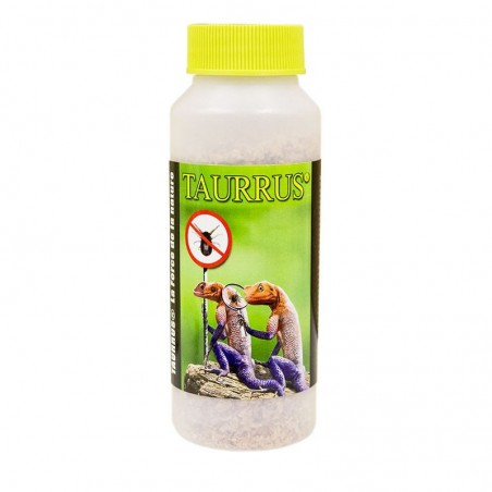 Taurrus rimedio biologico contro l'acaro dei serpenti