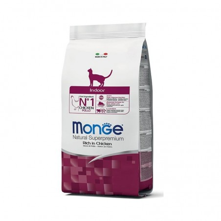 Monge Superpremium Indoor cat