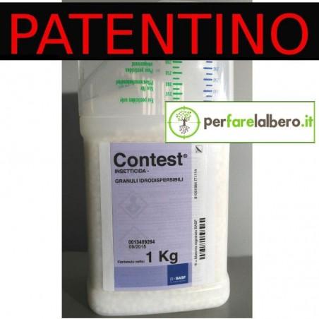 CONTEST Basf insetticida piretroide Alfacipermetrina - 1 kg