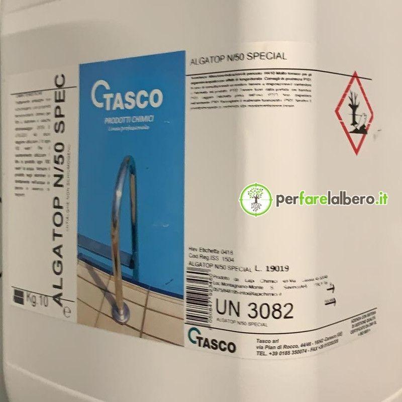 Antialghe liquido per piscine Algatop N/50 Tasco
