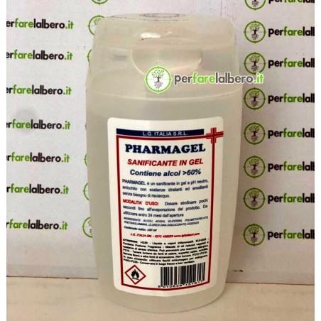 PHARMAGEL Sanificante in gel a pH neutro soluzione idroalcolica senza bisogno di risciacquo