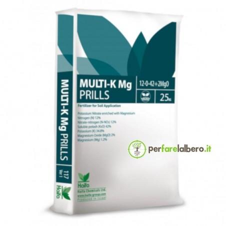 Multi-K Mg Prills Haifa nitrato potassico sacco da 25 Kg