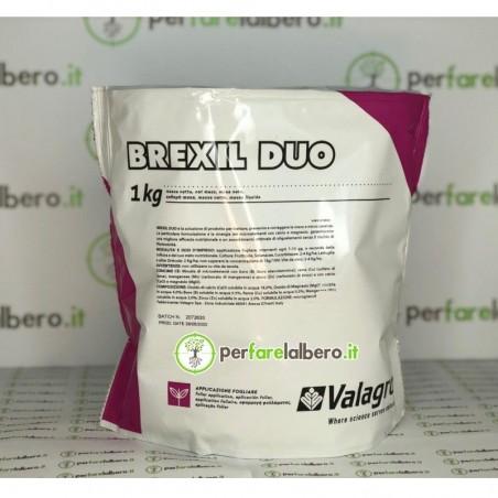 Brexil Duo Valagro concime a base di calcio e magnesio per il trattamento e la prevenzione delle meso e micro carenze