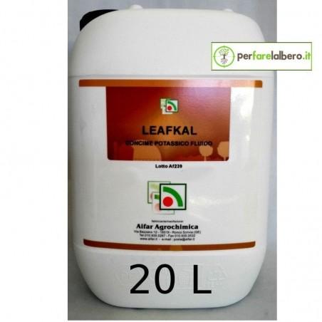 Leafkal Concime Potassico Fluido - Tanica da 20 L