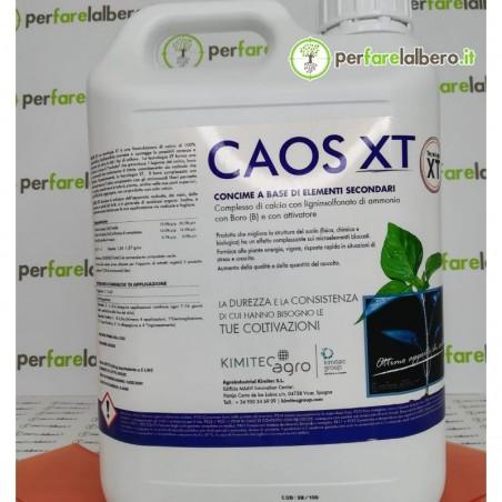 Caos XT Kimitec Concime a base di elementi secondari