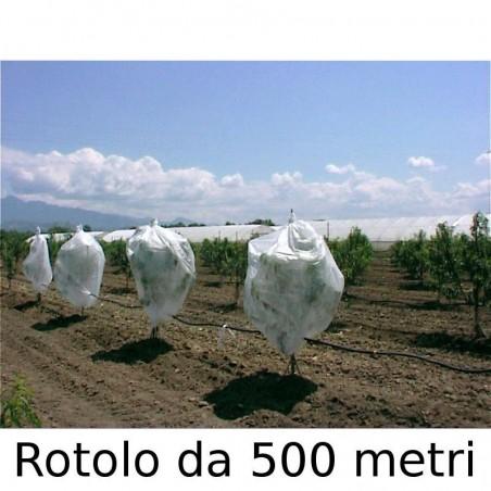 Tuboclima Tessuto non tessuto tubolare - Diametro 50 cm ROTOLO DA 500 METRI
