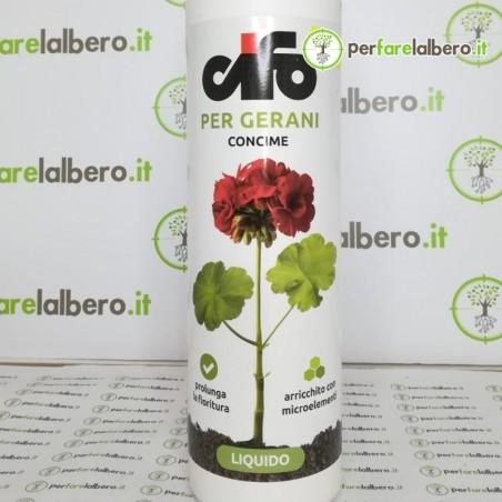 Concime liquido per gerani Granverde CIFO