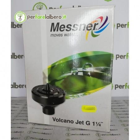Spruzzatore vulcanico G 1-1/4' per pompa Power-X2 Messner