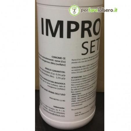 Impro Set Biostimolante miscela di microelementi rame manganese