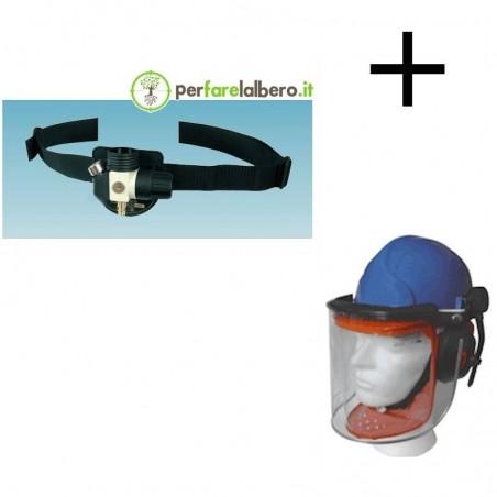 Set completo di protezione Clean Air Pressure Flow Master