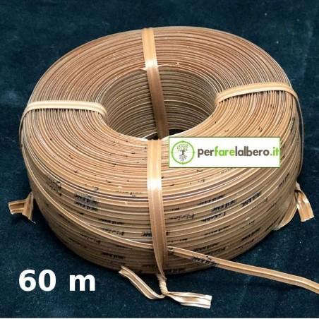 Rotolo Bobine Filo per legatrice PELLENC Fixion - Modello - Marrone Standard 60 metri