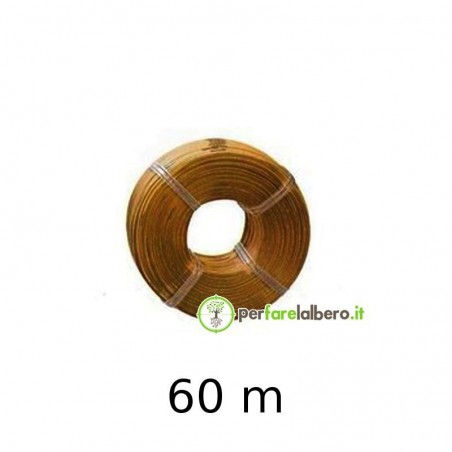 Rotolo Bobine Filo per legatrice PELLENC Fixion - Modello - carta 60 metri