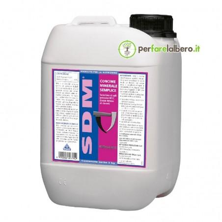 SDM Biogard Concime per lavaggio melata 5 L