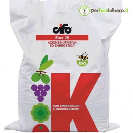 ENER 26 CIFO Concime Biologico Maturante 10 kg