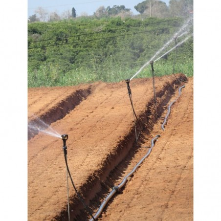 Irrigatore MagicDrive movimento a magnete per patata carciofo cipolla