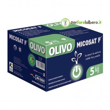 Micosat F Olivo 5 kg Inoculo di funghi micorrizici