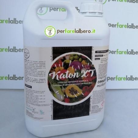 Katon XT Kimitec fertilizzante liquido a base di potassio 5 Lt