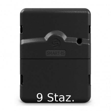 Programmatore per irrigazione Solem SMART-IS Bluetooth e Wifi 230/24V - Modello 9 stazioni
