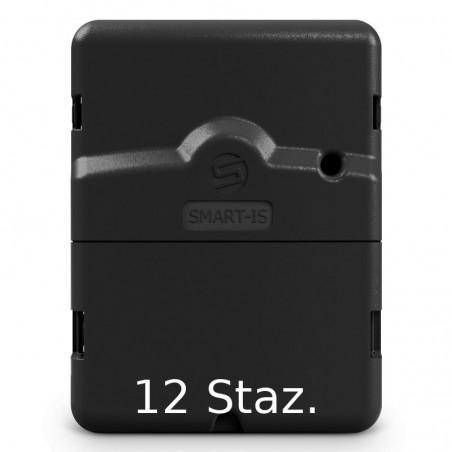 Programmatore per irrigazione Solem SMART-IS Bluetooth e Wifi 230/24V - Modello 12 stazioni
