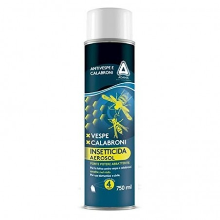 Antivespe e calabroni Insetticida Spray Aerosol 750 ml