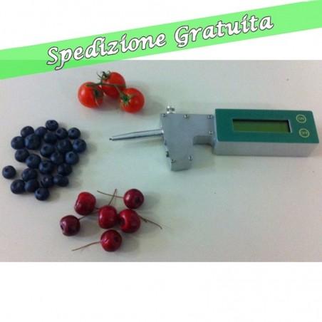 FruitFirm meter Turoni misuratore di durezza frutti non distruttivo