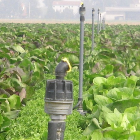 Irrigatore Super 10 pieno campo Attacco 1/2' M