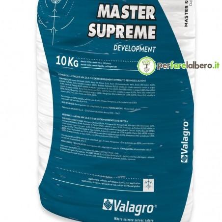 Master Supreme VALAGRO Concime idrosolubile 10 kg - DEVELOPMENT