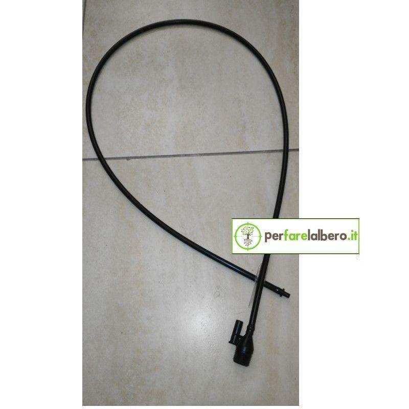 STAND PER Irrigatore 501 Tubo 130 cm 1/2'' M + innesto olivetta F ID10351