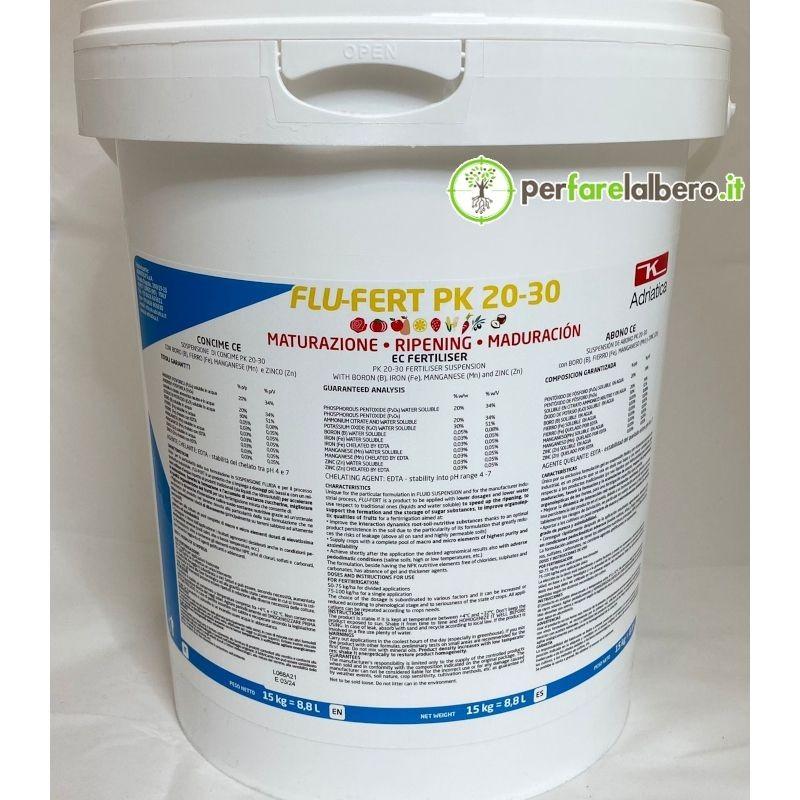 FLU-FERT NPK 0-20-30 concime in formulazione GEL 15 kg