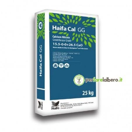 Haifa Cal GG Nitrato di Calcio Granulare concime idrosolubile 25 kg