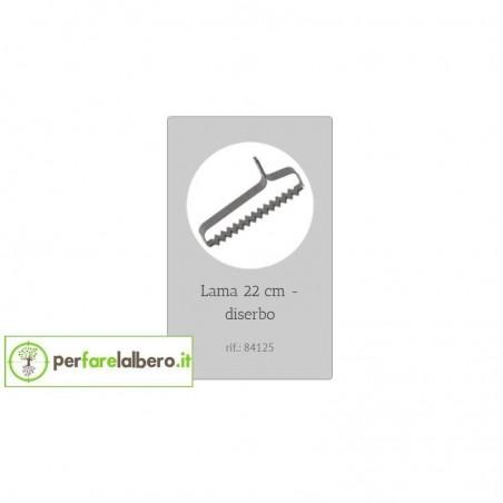 Lama per CULTIVION PELLENC vari modelli - Lama 22 cm Diserbo 84125