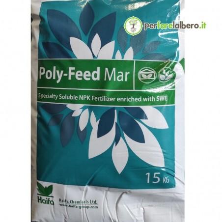 Poly-Feed MAR 20.20.20 + Micro concime con Ascophyllum nodosum 15 kg