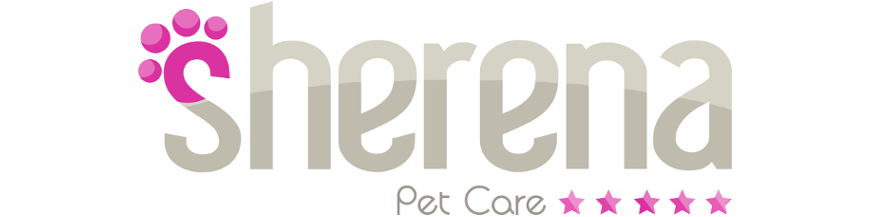 SHERENA PET CARE LOGO