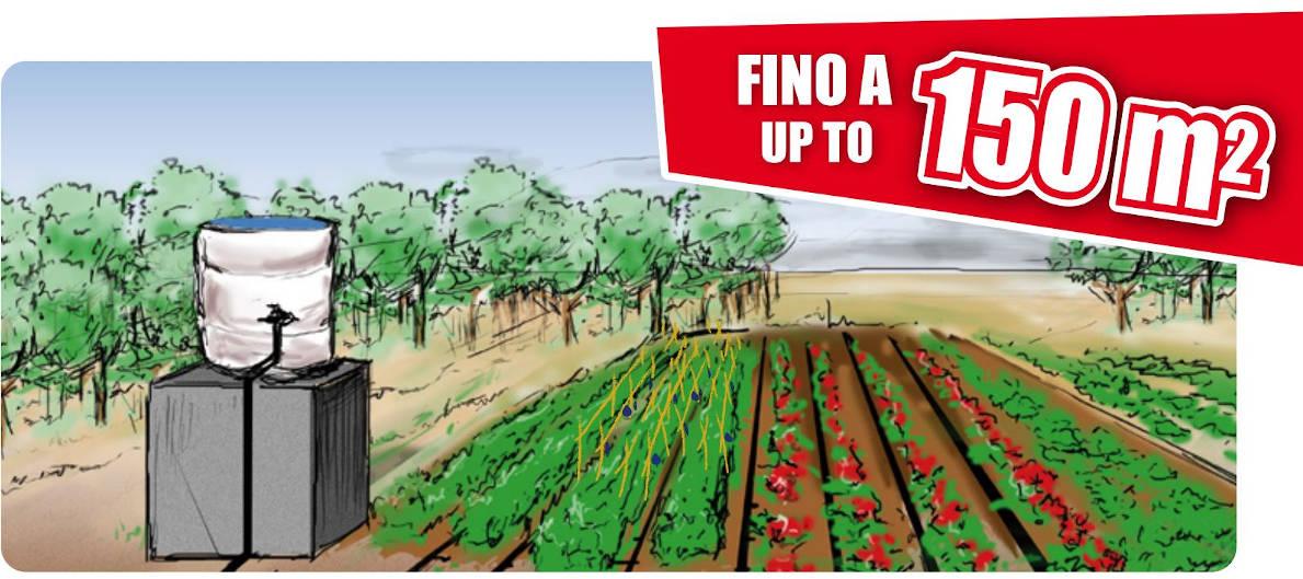 irrigo irritec kit irrigazione a goccia