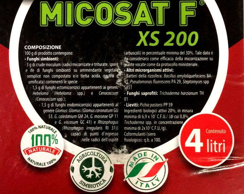 micosat f 200 xs