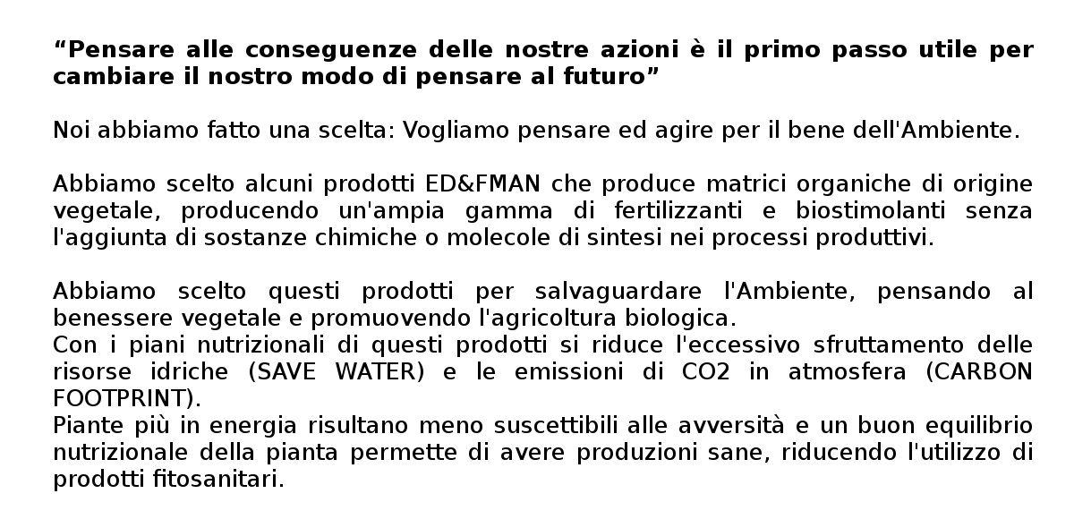 prodotti ED&FMAN